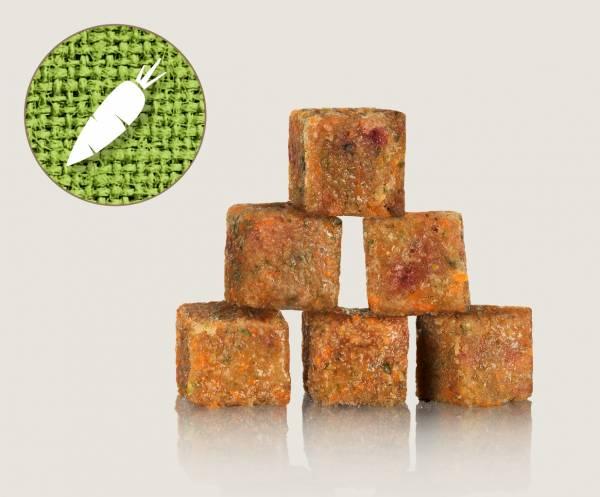 Graf Barf Obst- und Gemüse-Mix - hochwertige Futterwürfel für Hunde bestellen!