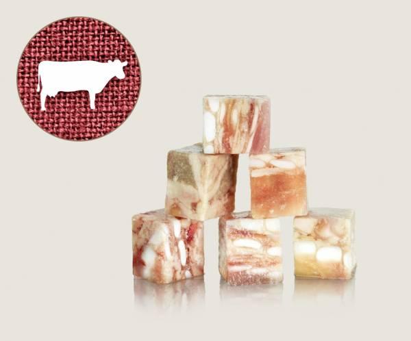 Graf Barf Luftröhre vom Rind - hochwertige Rohfutterwürfel für Hunde bestellen!