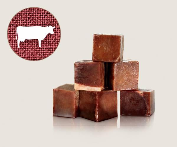 Graf Barf Leber Rind / Rinderleber - hochwertige Rohfutterwürfel für Hunde bestellen!