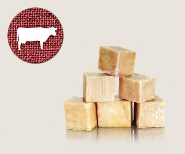 Graf Barf Euter Rind / Rindereuter - hochwertige Rohfutterwürfel für Hunde bestellen!